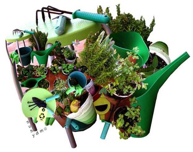 ... . Consigli per chi vuole coltivare un orto in terrazza o balcone