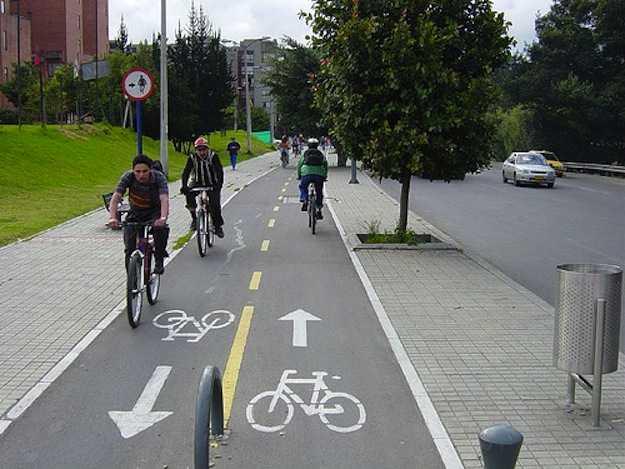 Piste ciclabili... I 70 Bike Path
